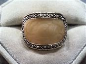 Lady's Silver Ring 925 Silver 11.6g